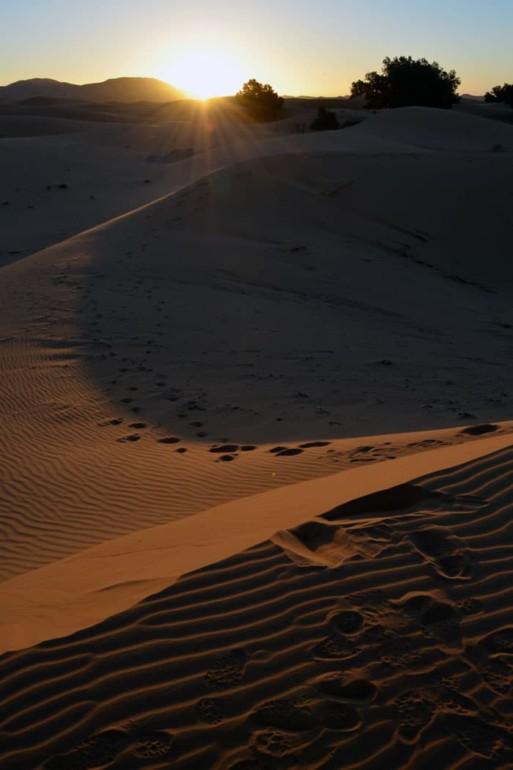 Wüstentour Merzouga in Marokko