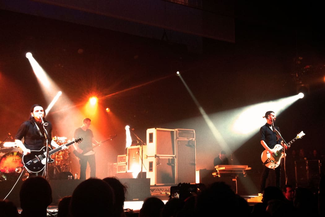 Placebo in Berlin 2013