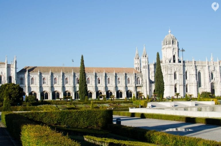 Kloster Mosteiro dos Jerónimos in Belém