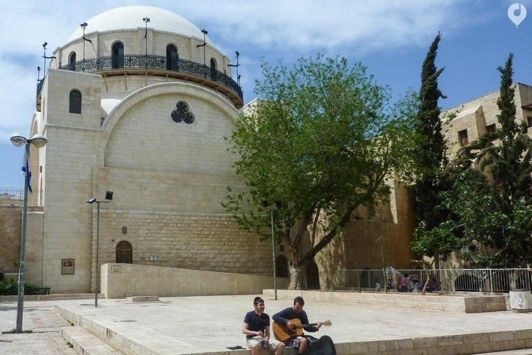 Roadtrip durch Israel: Jerusalem