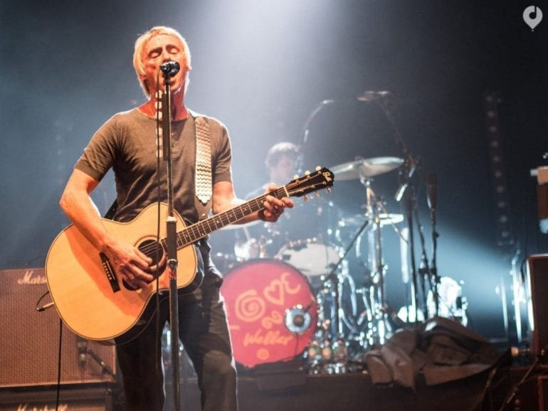 Paul Weller in Berlin 2014