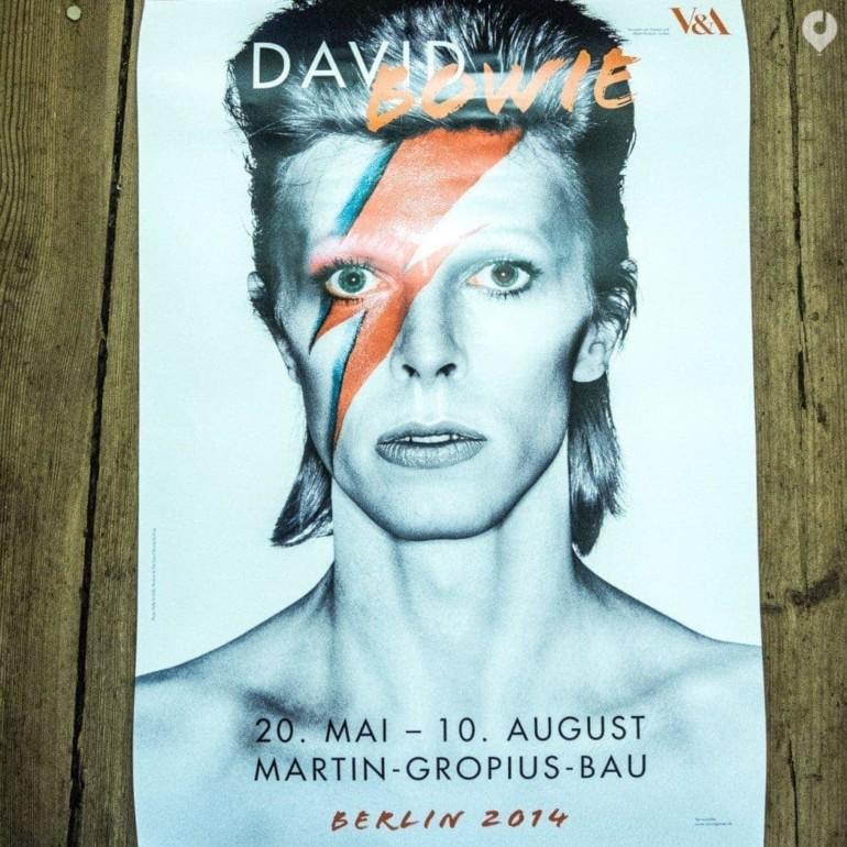 David Bowie Gewinnspiel