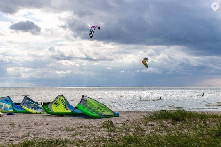 Kitesurfen auf Usedom - so war's!