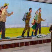 Reise nach Nordkorea - PjöngjangReise nach Nordkorea - Pjöngjang