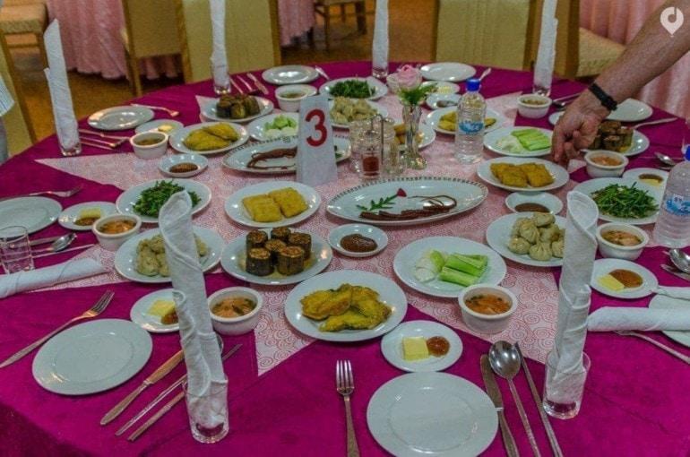 Essen in Nordkorea