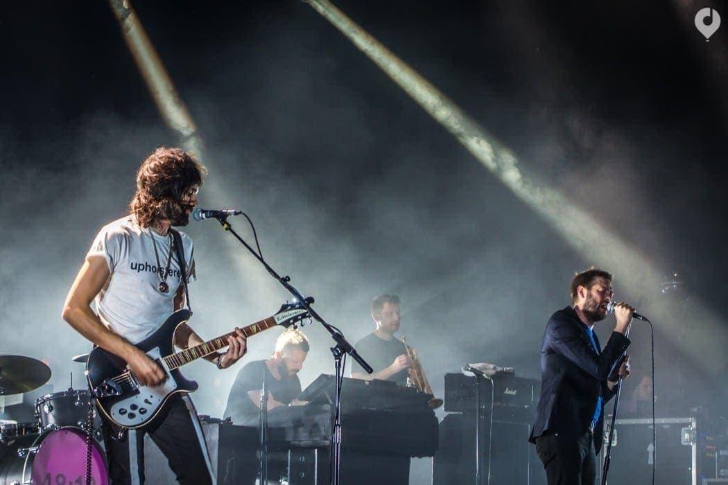 Kasabian live in Berlin 2014