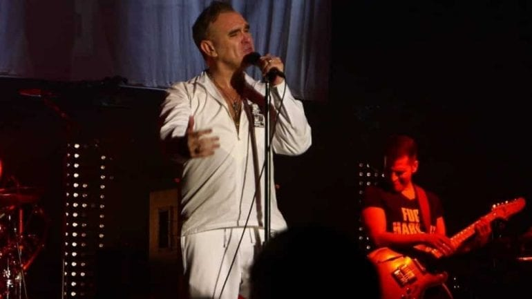 Morrissey live in Berlin 2014