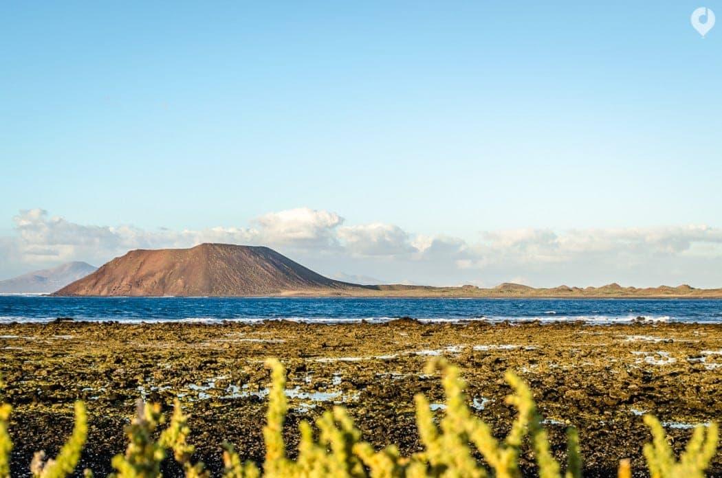 Fuerteventura Highlights - Blick auf die Isla de Lobos