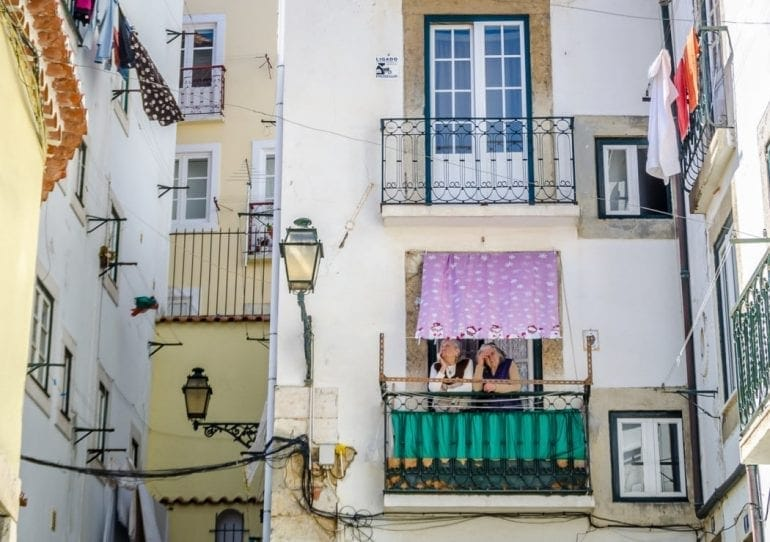 Roadtrip Portugal: Lissabon