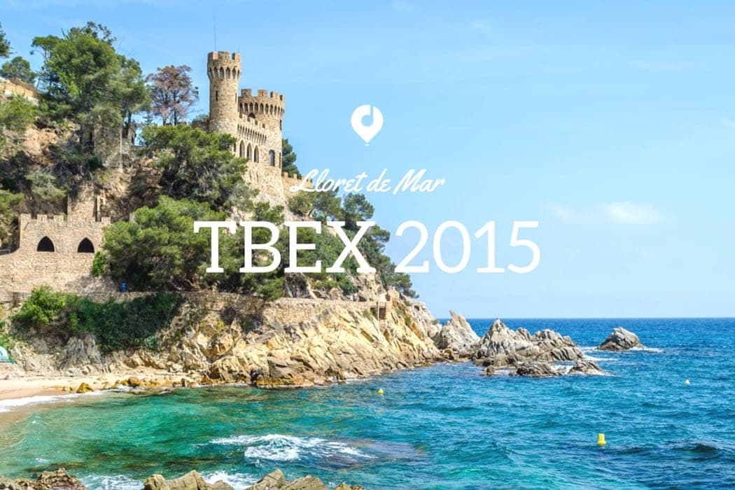 TBEX 2015 in Lloret de Mar