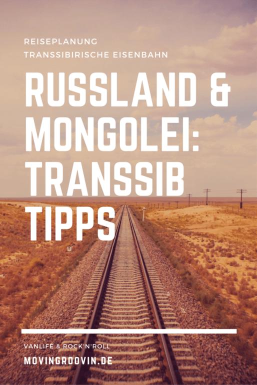 Russland & Mongolei mit der Transsibirischen Eisenbahn - Reiseplanung & Tipps