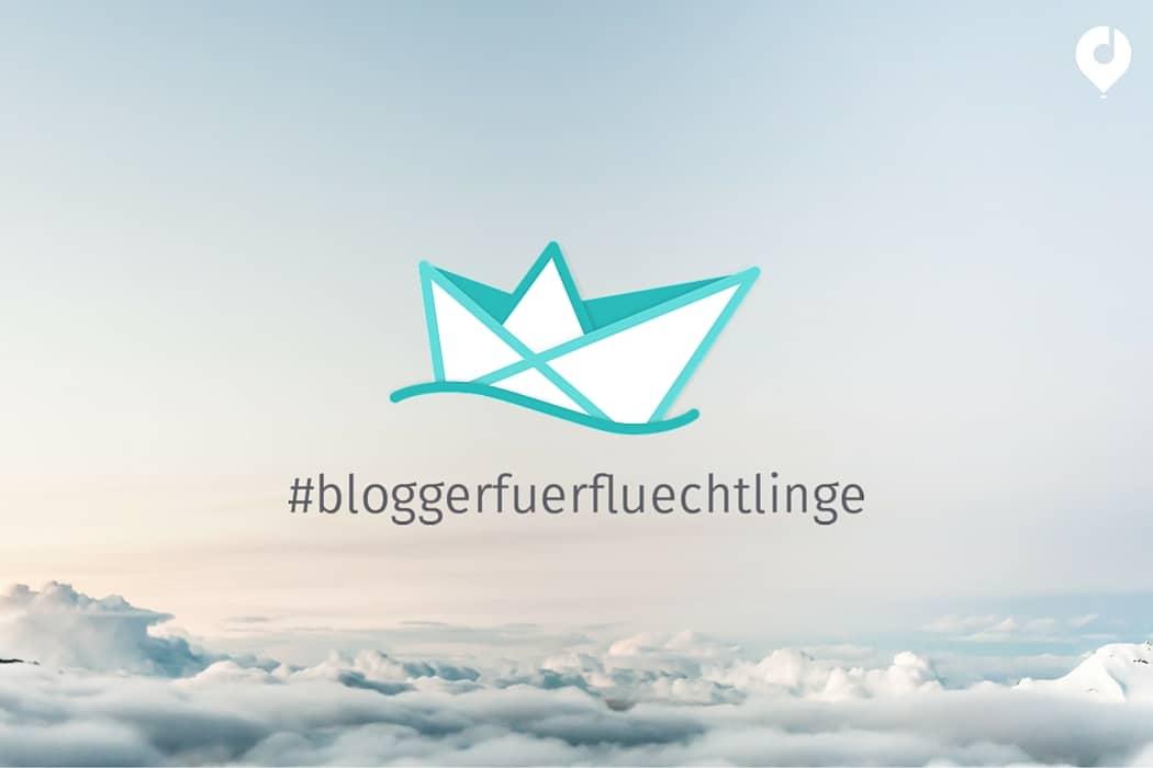 #bloggerfuerfluechtlinge - Jetzt reicht's! Laut werden gegen Fremdenfeindlichkeit!