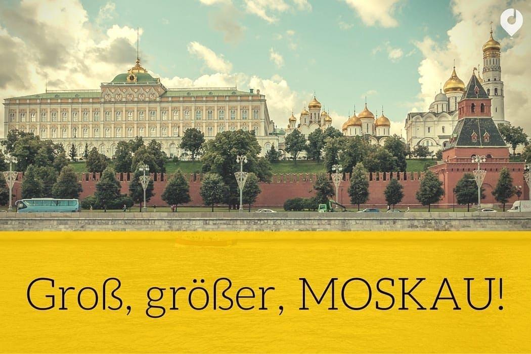 Moskau, Russland