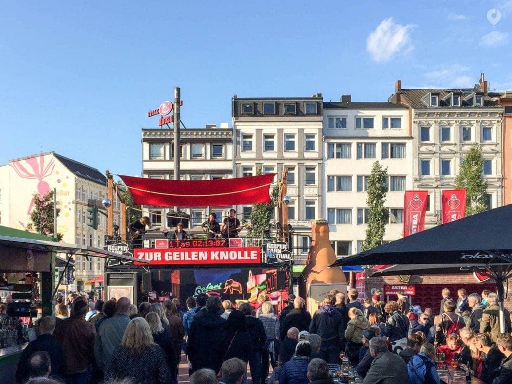Reeperbahn Festival in Hamburg – mein Herz schlägt schneller… ♫   Movin'n'Groovin