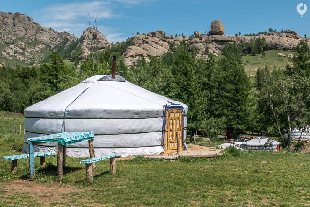 Mongolei Reise