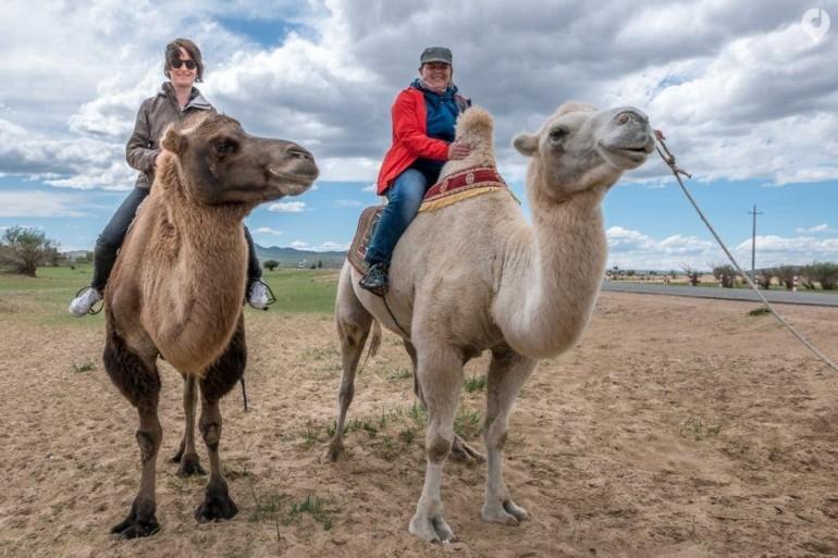 Mongolei: Ausflug in die Mini-Gobi