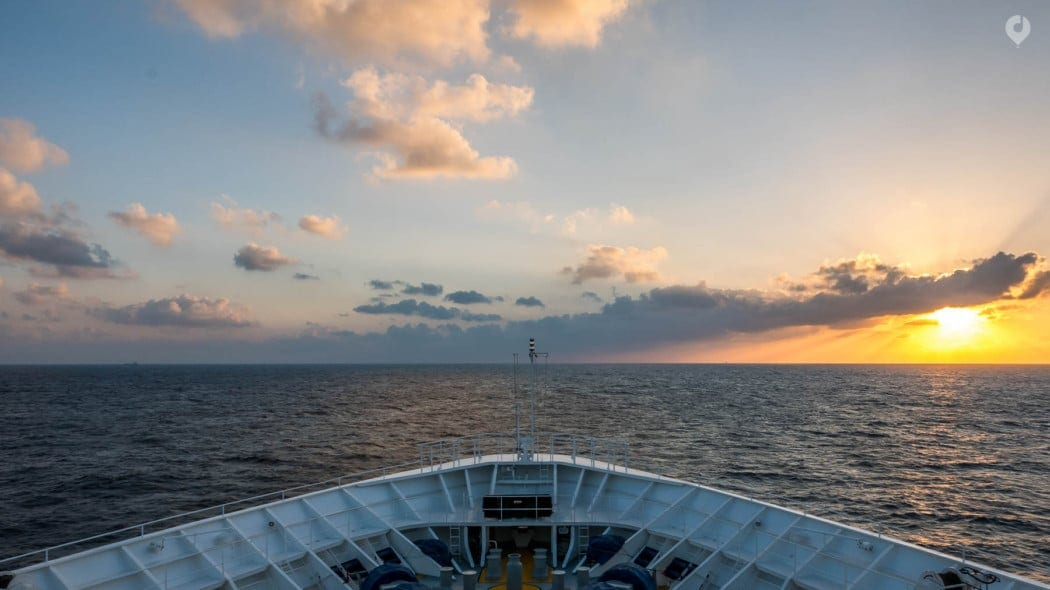 Nomad Cruise nach Brasilien