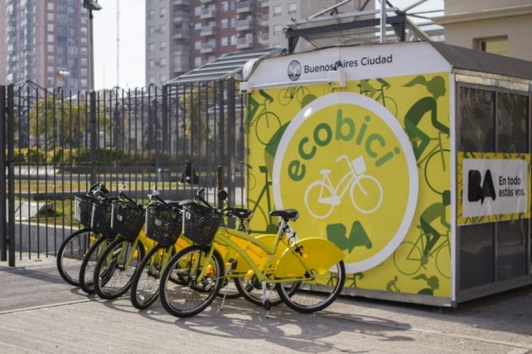 Buenos Aires - EcoBici