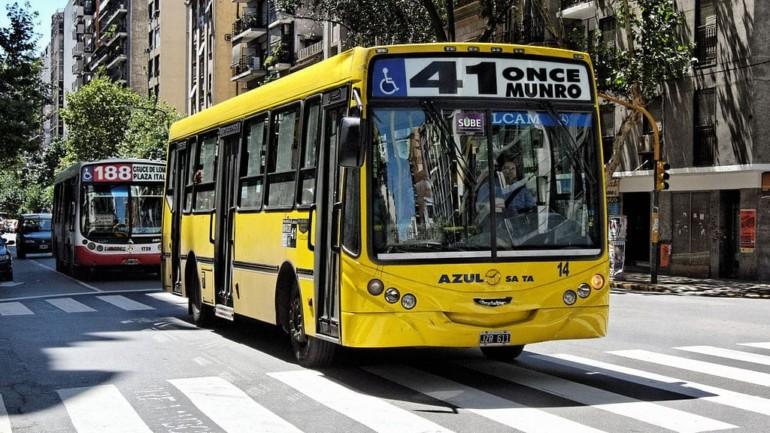 Buenos Aires Tipps - unterwegs per Bus