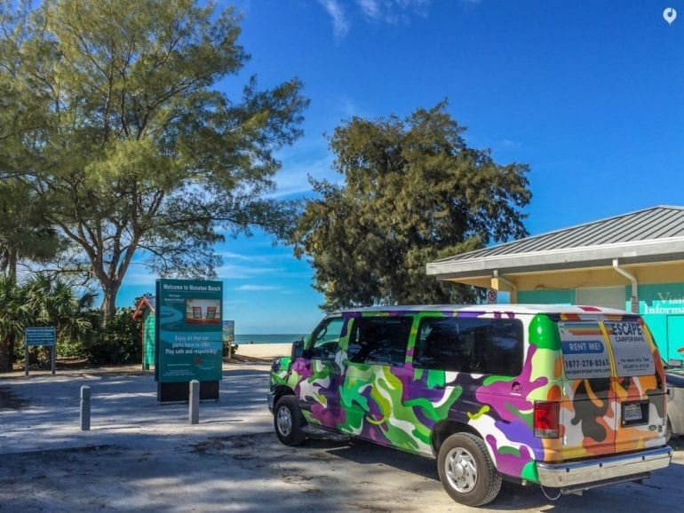 Florida Roadtrip - Anna Maria Island (Holmes Beach)
