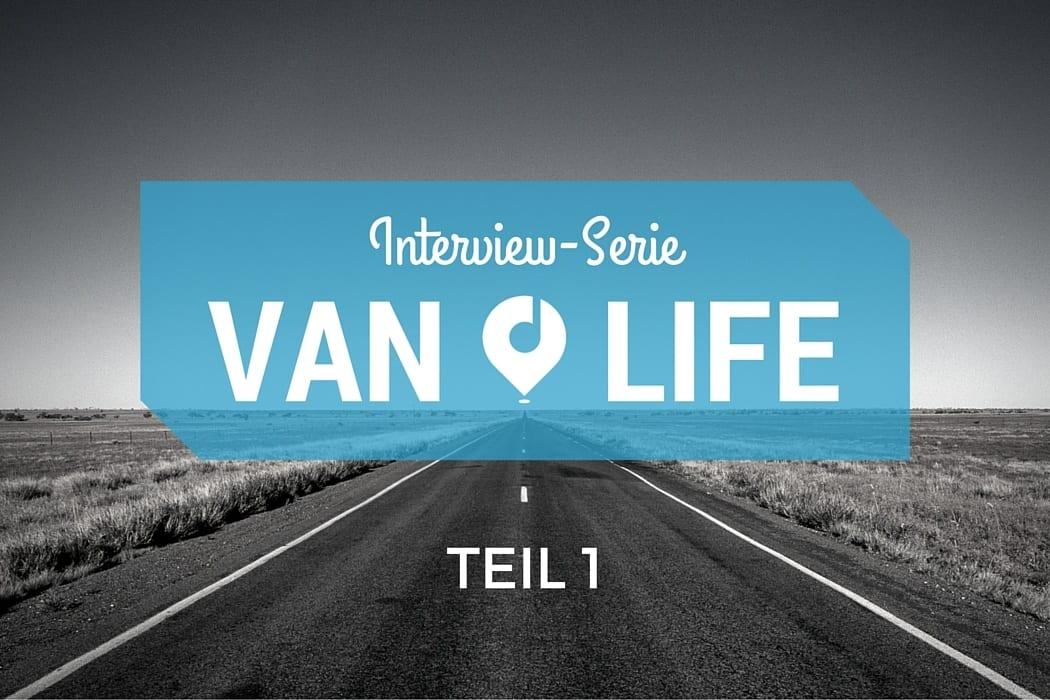 #VAN-LIFE: 5 Fragen an Steffi & Sebastian von Arbeiten-Unterwegs