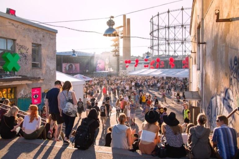 Flow Festival Helsinki 2016