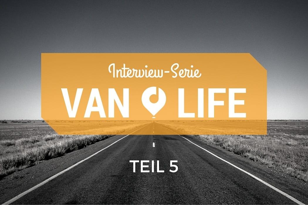 #VANLIFE: 7 Fragen an Claudia & Andreas von 14qm