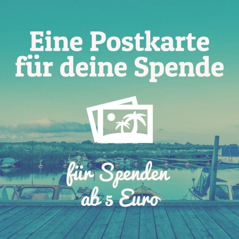 Spendenaktion 2016