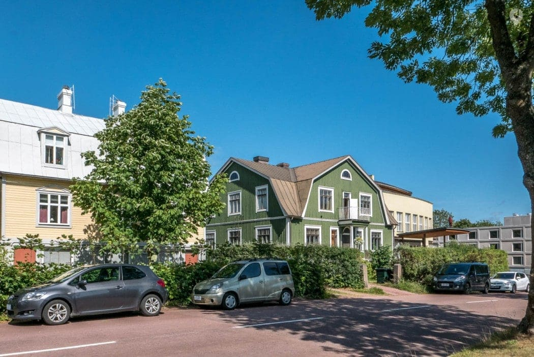 Mariehamn, Insel Åland in Finnland