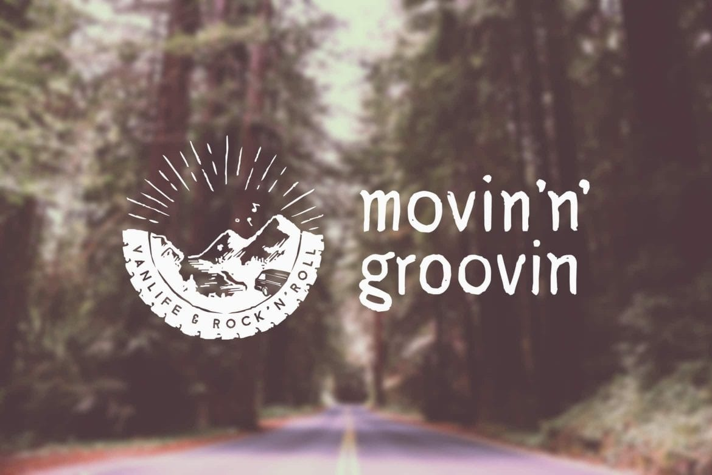 Movin'n'Groovin Logo