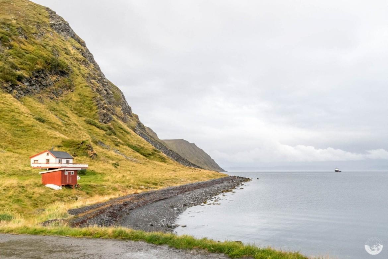 Weg zum Nordkap, Norwegen