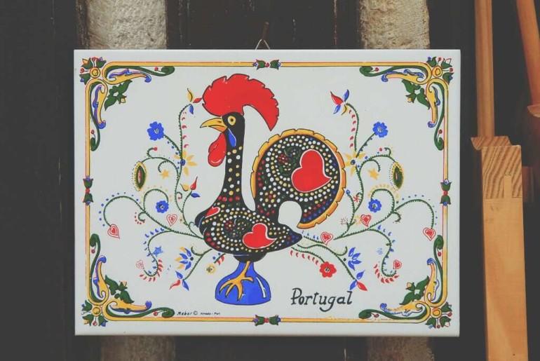 Der Hahn von Barcelos