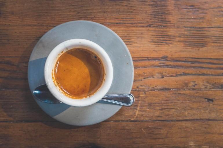 Wieso heißt Kaffee hier Bica?