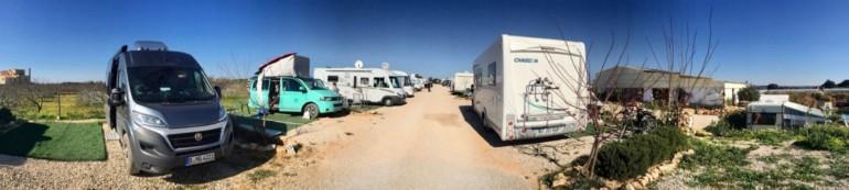 Mikki's Place Campingplatz an der Algarve