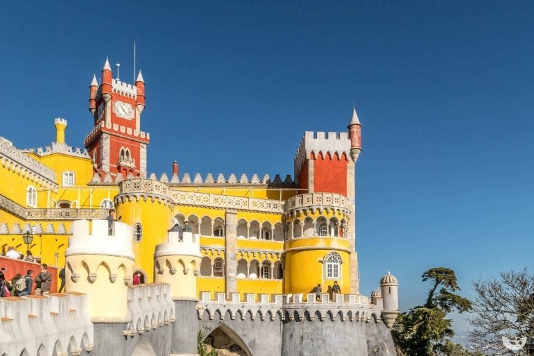 Sintra in Portugal