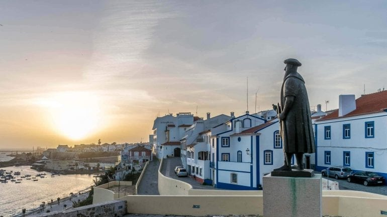 Sines in Portugal