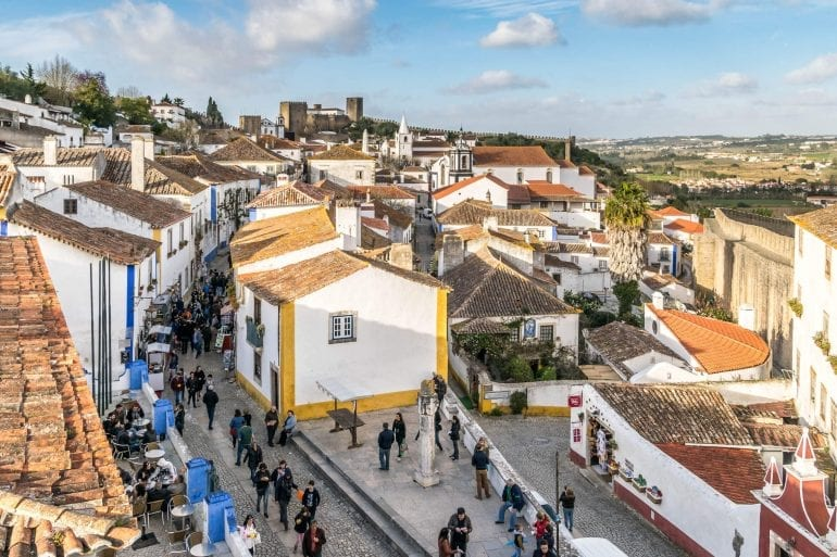 Portugal Roadtrip: Óbidos