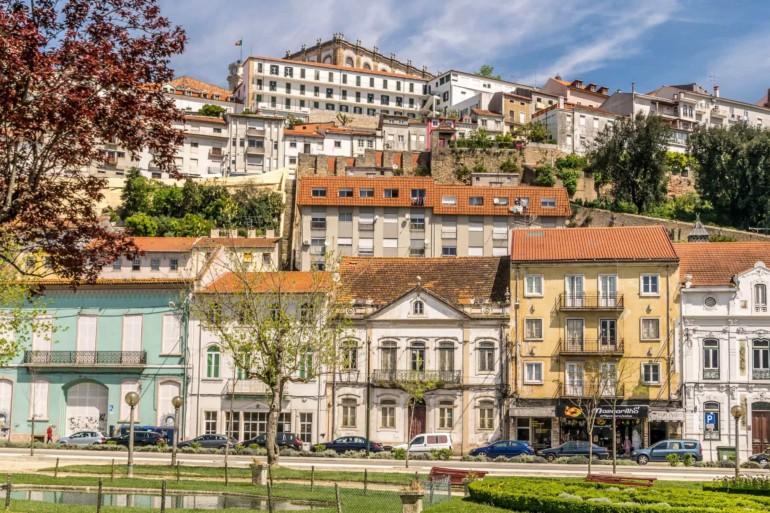 Reise nach Portugal: Coimbra
