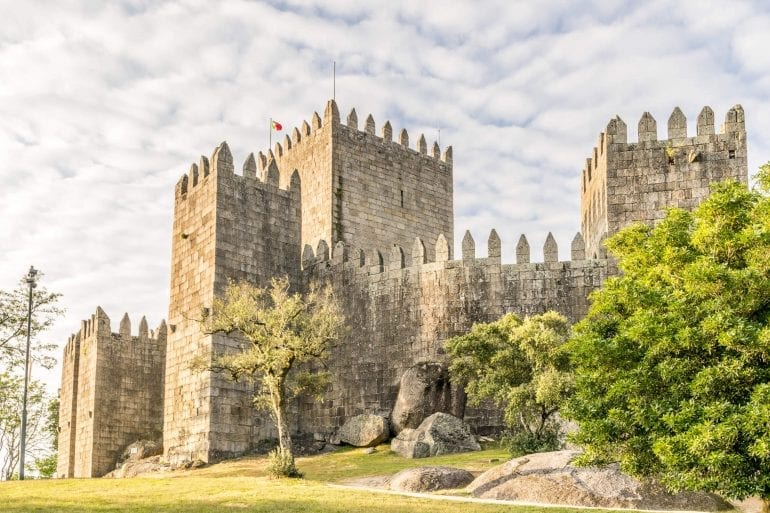 Roadtrip Portugal: Guimarães