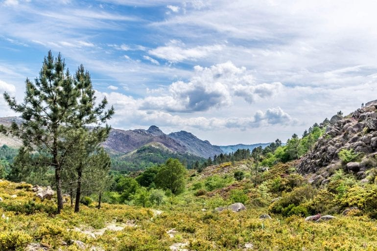 Nationalpark Peneda-Gerês in Portugal