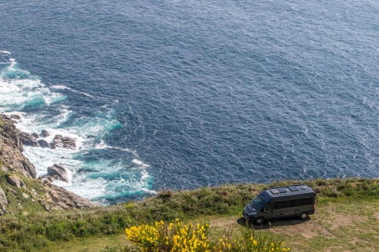 20170526 Spanien Fisterra 0685 Mandy Raasch 770x513 - Der Kastenwagen-Check nach einem Jahr Leben im Van