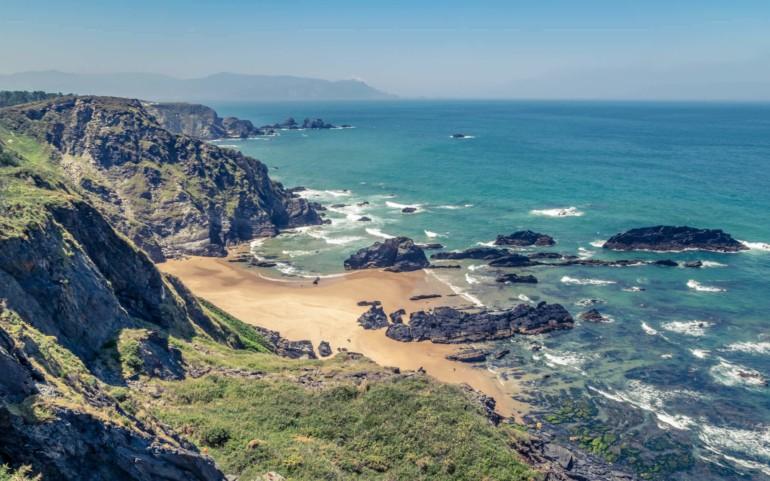 Wandern auf der Ruta Camtabrico, Galicien