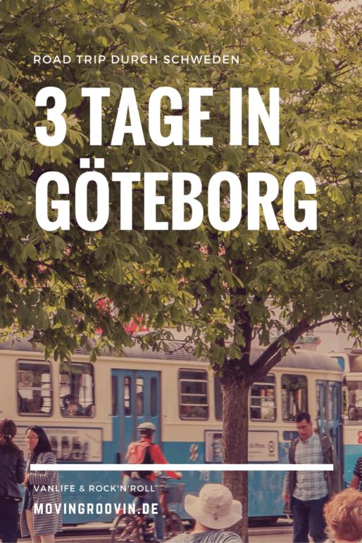 3 Tage in Göteborg