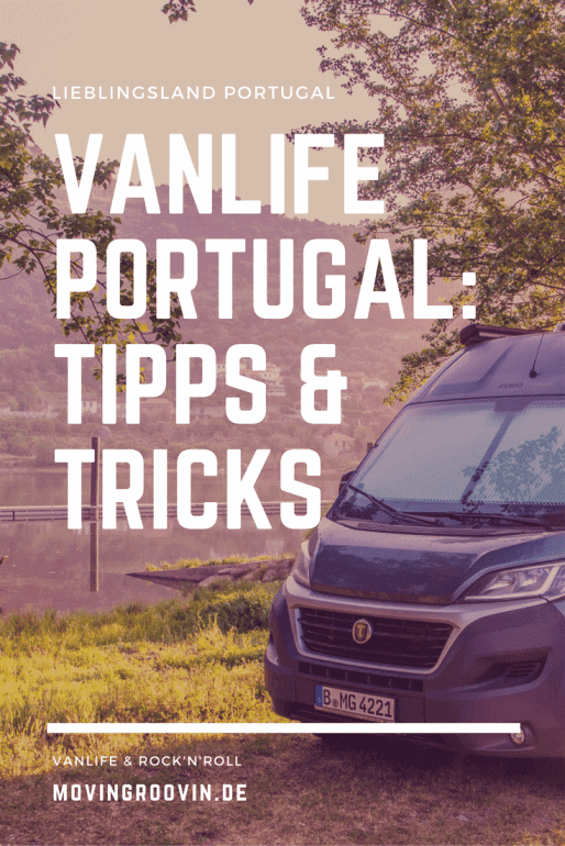 Vanlife Portugal Tipps & Tricks