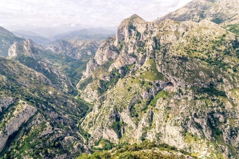 Mirador de Santa Catalina, Picos de Europa