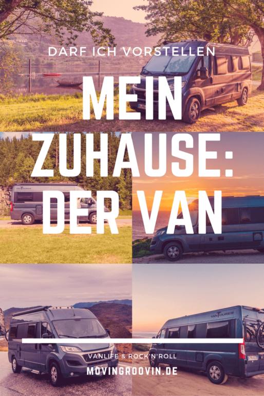 Darf ich vorstellen: der Van!