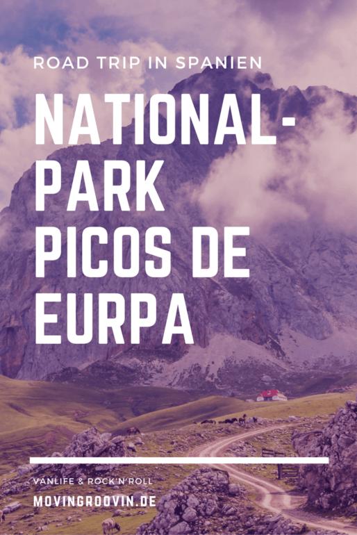 Picos de Europa in Spanien