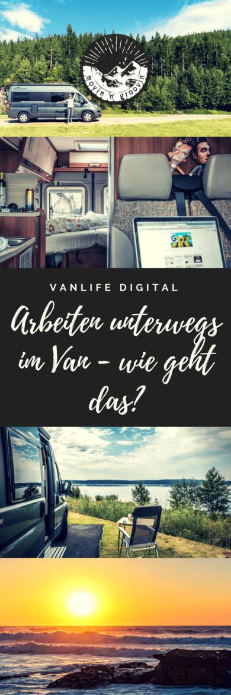 Vanlife Digital: Arbeiten unterwegs – wie geht das?