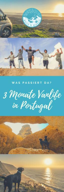 Vanlife in Portugal