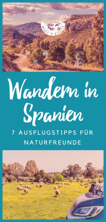 Wandern in Spanien: 7 Ausflugstipps für Naturfreunde